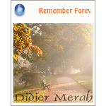 Didier Merah『Remember Forever』ブログパーツ