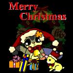 フクモモさん クリスマス
