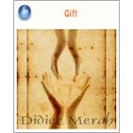 Didier Merah『Gift』ブログパーツ