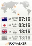 FX世界時計