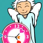 天使の時計