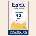 cat's TSUMORI CHISATO