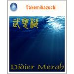 Didier Merah『Takemikazuchi』ブログパーツ
