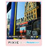 PIXIE × my Picturetown