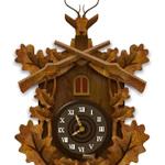 鳩時計 ブログパーツ