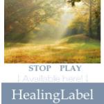 Healinglabel オリジナルブログパーツ