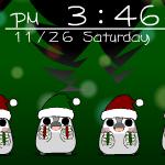 ぺそぎん・クリスマス「鈴」