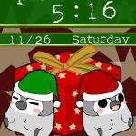 ぺそぎん・クリスマスプレゼント