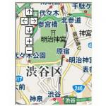 My Location Google Map widget
