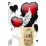 デコレーションウィジェット Heart