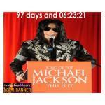 Michael Jackson O2 Countdown