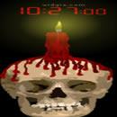 ガイコツ時計(Skull Clock)ブログパーツ