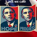 Barack Obama Flag