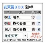 お天気BOX