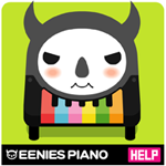 Eenies Piano Widget