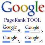 ページランク表示ツール[PageRanking]ブログパーツ