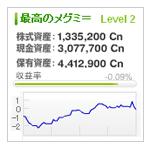 株式投資 資産運用ブログパーツ