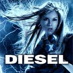 DIESEL X WEATHERCAST ブログパーツ